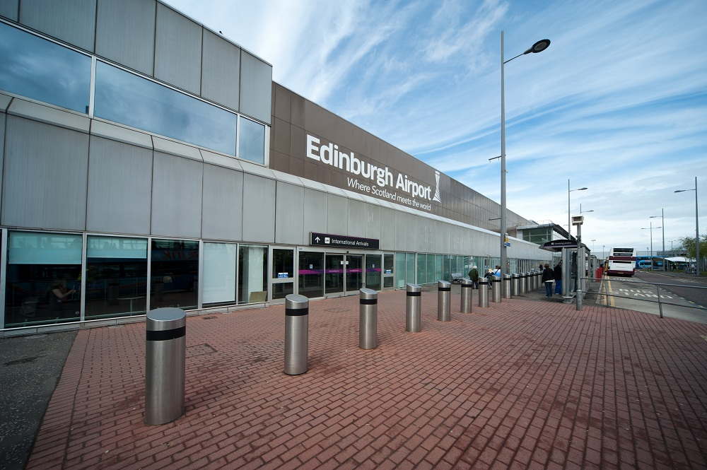 Enterprise Car Rental Edinburgh Scotland